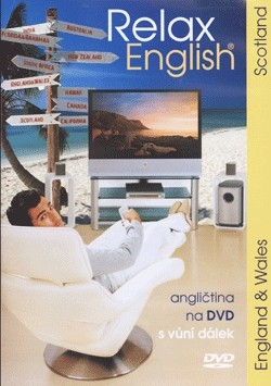 Relax English - Anglie & Wales / Skotsko (2 DVD)